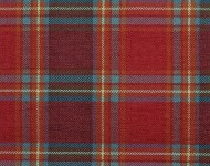 Ткани Celtic Plaid 109   красные   5018