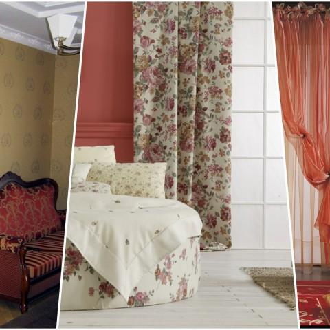 Які штори вибрати для спальні  Розкриваємо секрети вибору текстилю 39430b8b2a393
